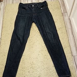American Eagle female jeans